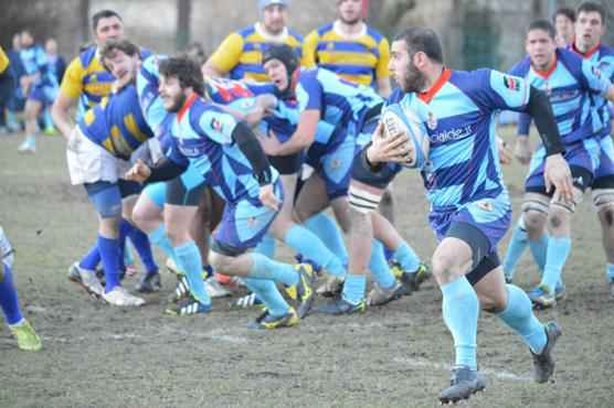 Rugby Lecco Vs Parma Rugby