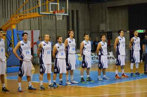 Basket Lecco Vs Cento