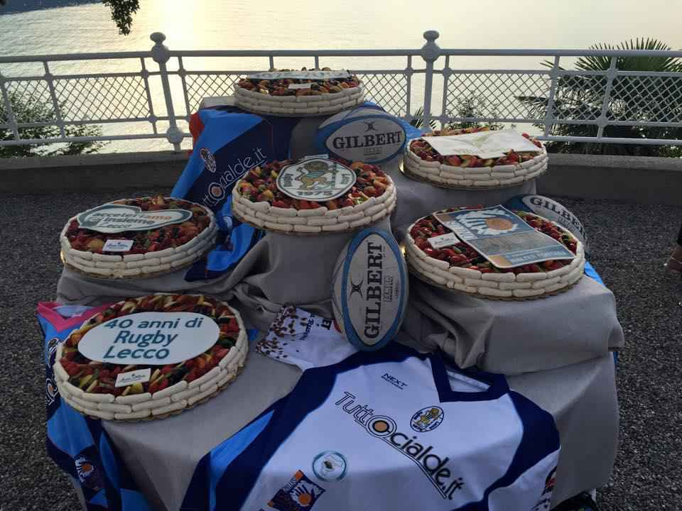 Rugby Lecco cena 4