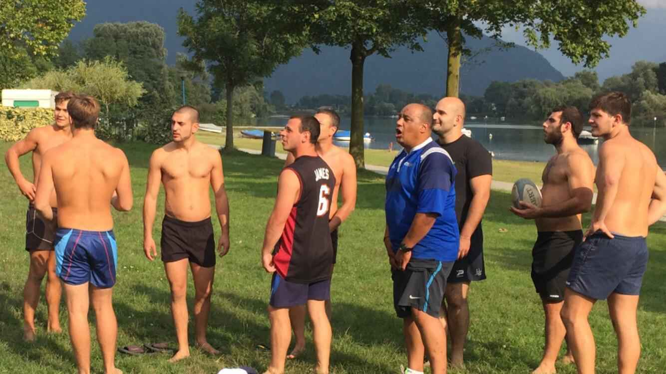 Rugby Lecco a Sorico