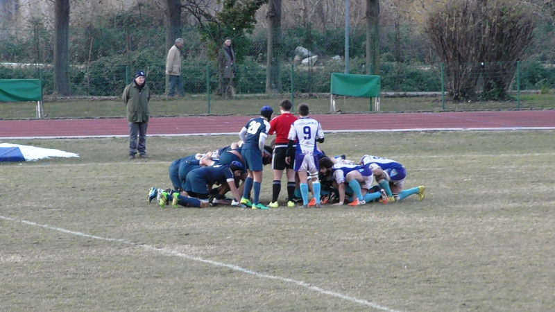 Rugby Lecco Cus Torino (2)