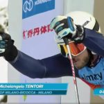 Universiadi: Michelangelo Tentori bissa l'oro in SuperG