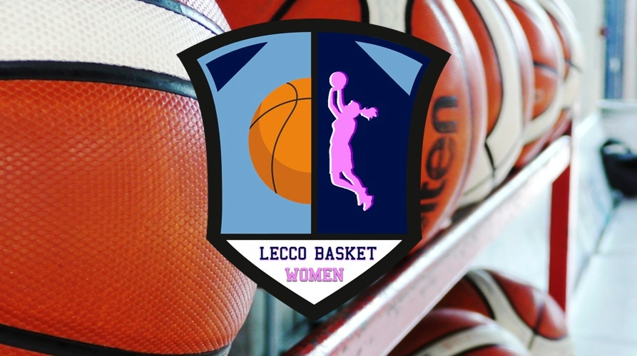 logo lecco basket women 2