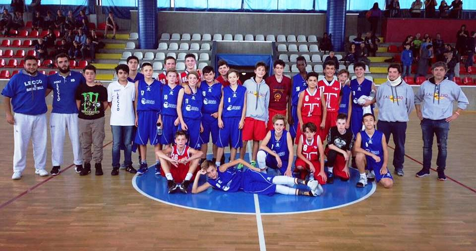 Basket Lecco Under 14