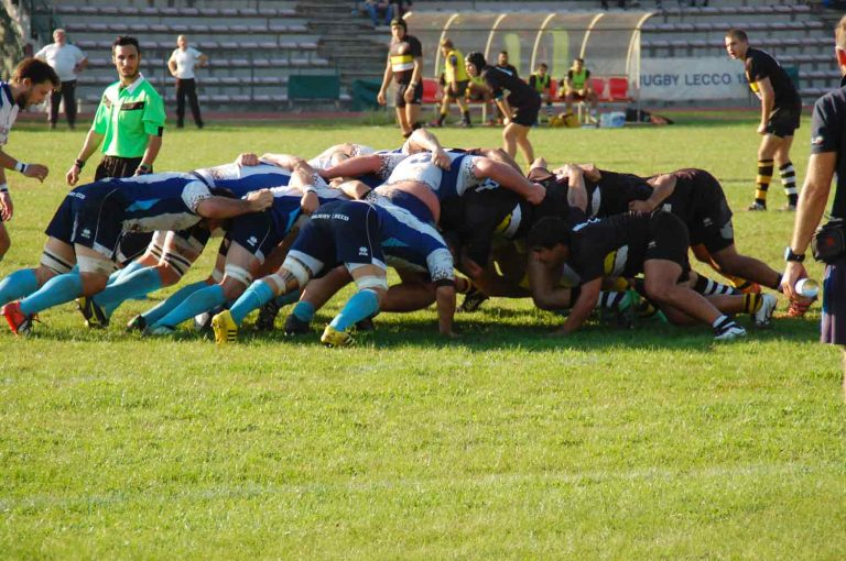 Rugby Lecco Union Milano