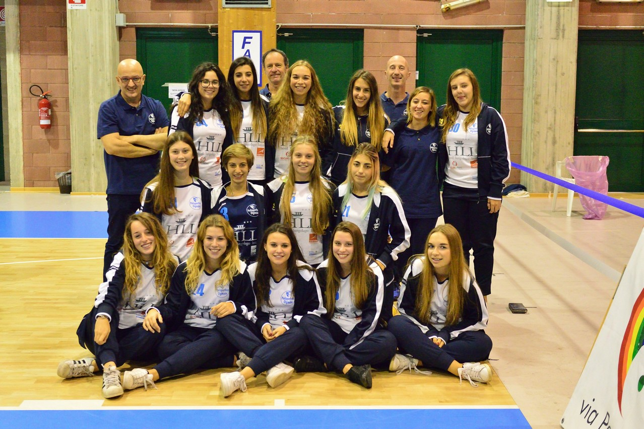 Volley Olginate under 18