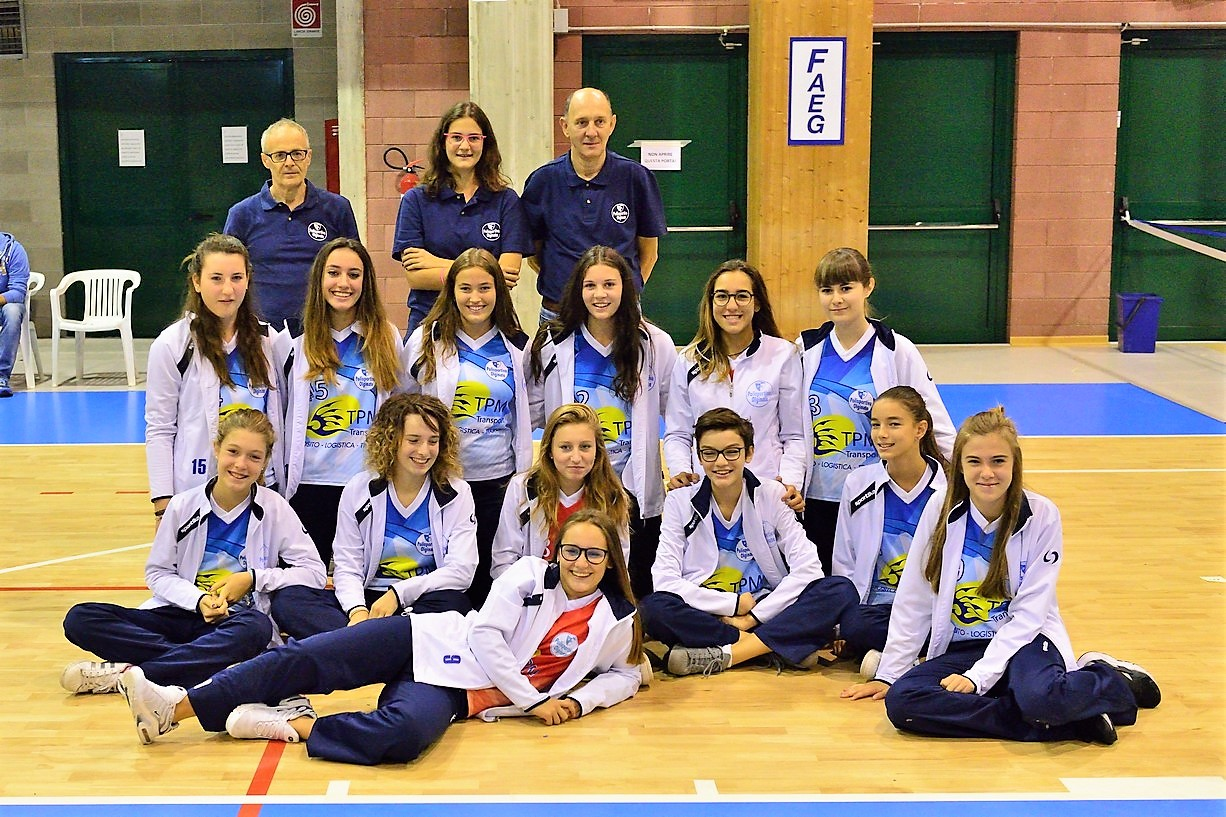 under 16 pallavolo olginate