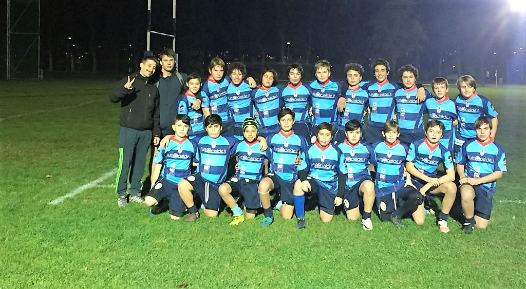 rugby lecco under 14