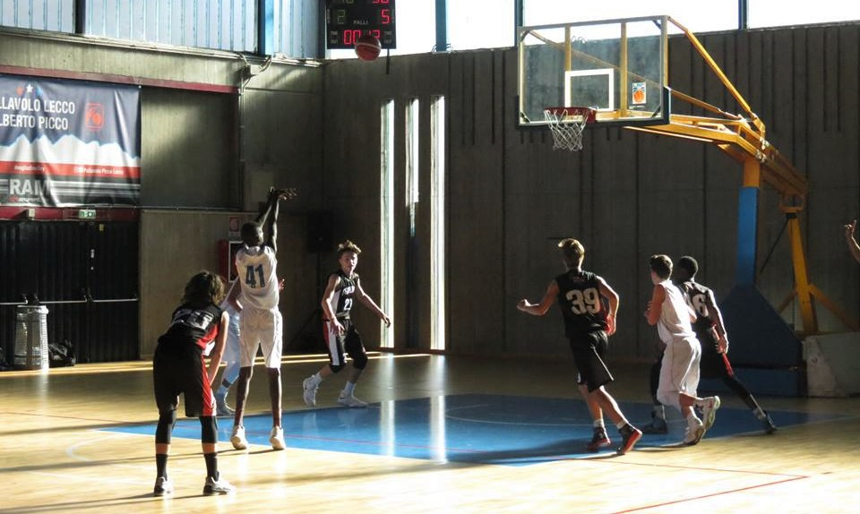 Niang basket lecco under 14