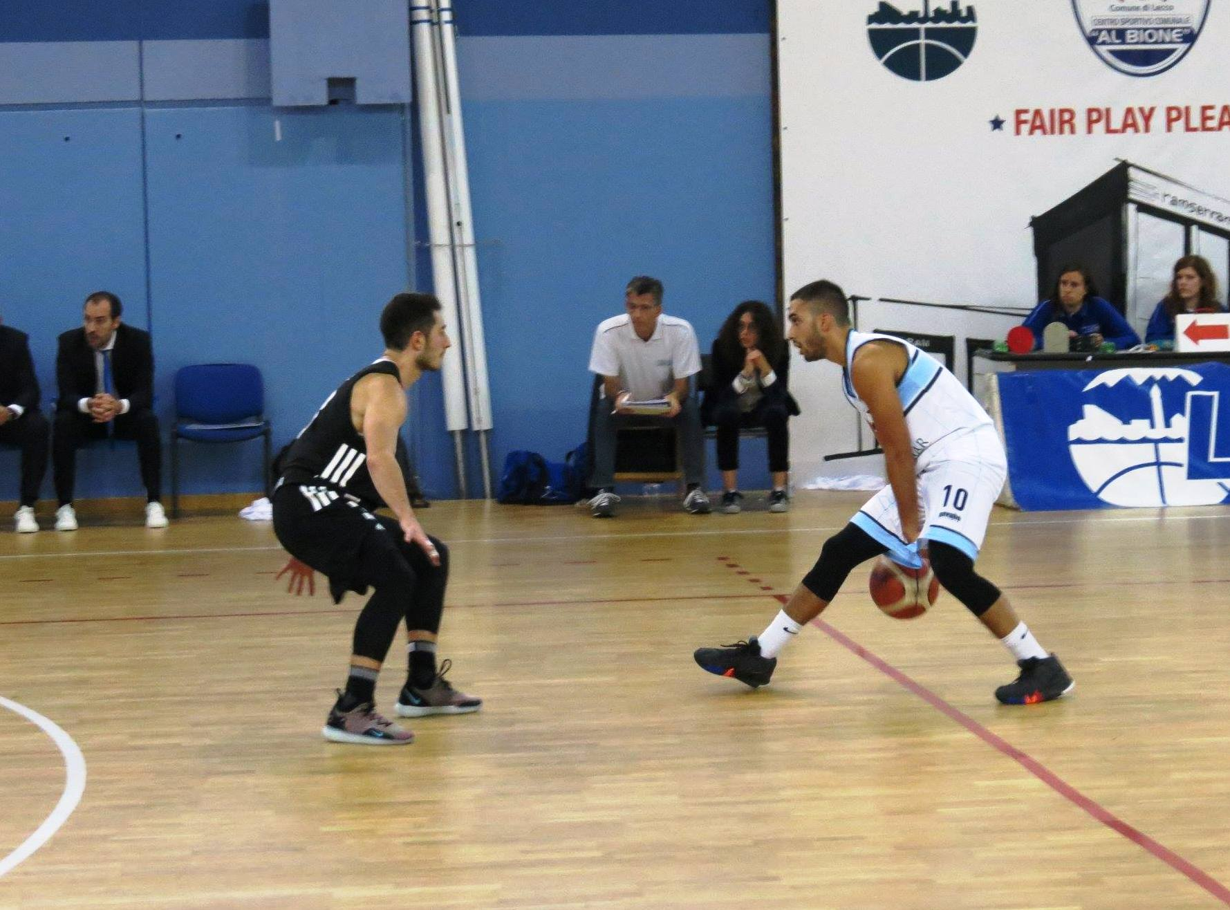 Basket Lecco Myers