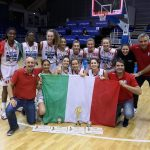 L'Under 16 del Basket Costa domina la Champions Cup