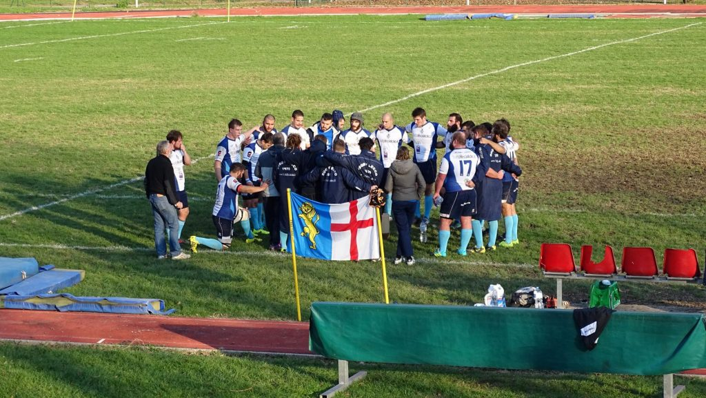rugby Lecco gruppo 2018 19