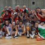 Basket Costa Masnaga scatenata: scudetto per l'Under 16