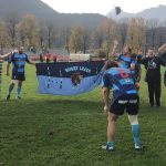 Rugby Lecco, primato in classifica in Serie B e numeri da record